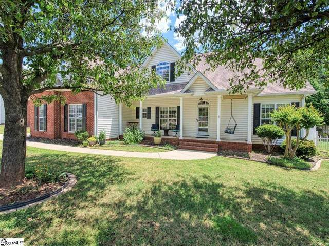 4 Paddock Run Lane, Simpsonville, SC 29681 (#1444441) :: Hamilton & Co. of Keller Williams Greenville Upstate