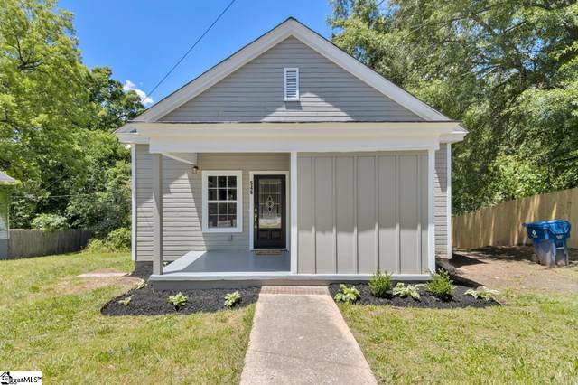 546 W Peachtree Street, Woodruff, SC 29388 (#1444448) :: Coldwell Banker Caine