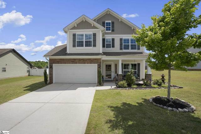 250 E Pyrenees Drive, Lyman, SC 29365 (#1444466) :: Coldwell Banker Caine