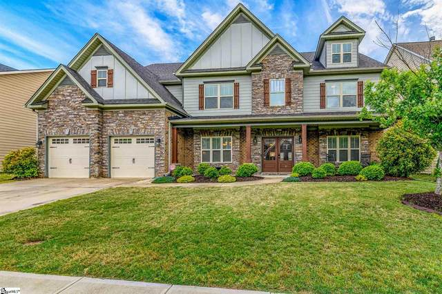 6 Quiet Creek Court, Simpsonville, SC 29681 (#1444470) :: Hamilton & Co. of Keller Williams Greenville Upstate