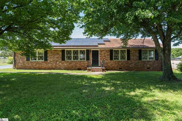 2002 Evergreen Drive, Boiling Springs, SC 29316 (#1444480) :: Hamilton & Co. of Keller Williams Greenville Upstate