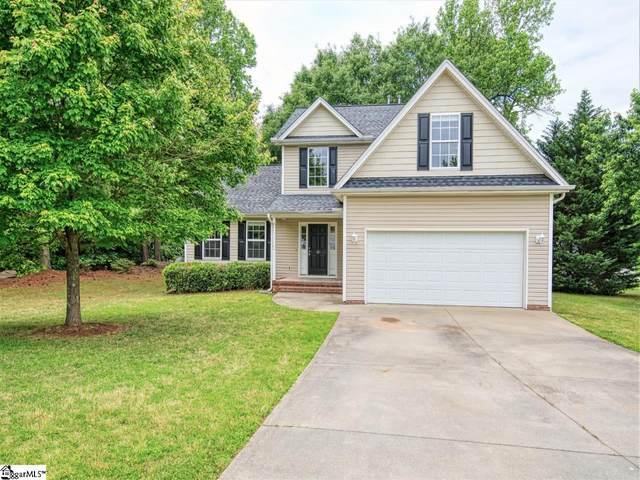 110 Chad Drive, Greer, SC 29651 (#1444497) :: Hamilton & Co. of Keller Williams Greenville Upstate