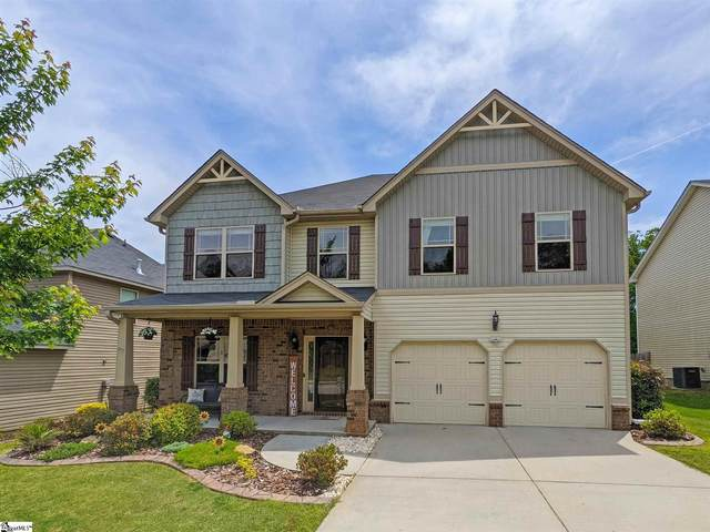 268 Oak Branch Drive, Simpsonville, SC 29681 (#1444527) :: The Robby Brady Team