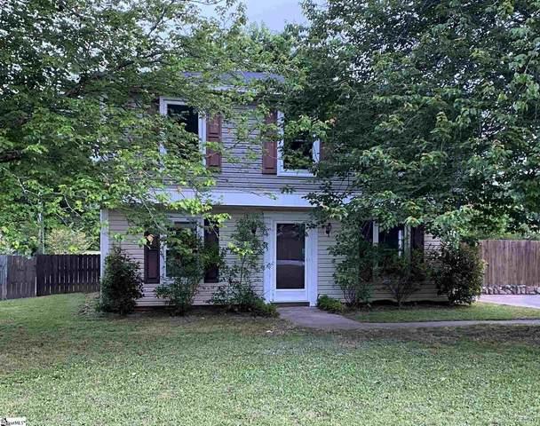 418 Cloverdale Lane, Simpsonville, SC 29681 (#1444536) :: Hamilton & Co. of Keller Williams Greenville Upstate
