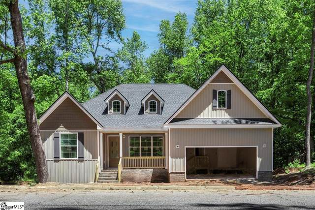 1011 Powderhorn Road, Simpsonville, SC 29681 (#1444626) :: Coldwell Banker Caine