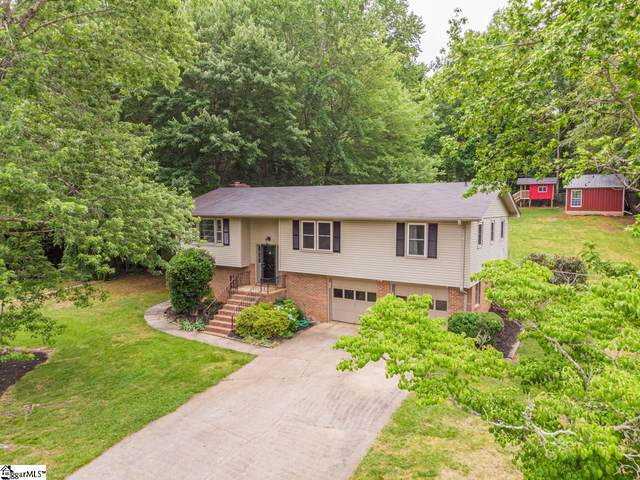 4 Laconia Drive, Travelers Rest, SC 29690 (#1444649) :: The Haro Group of Keller Williams