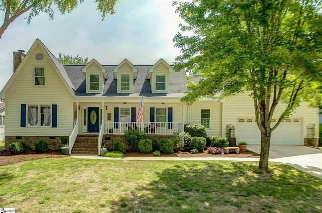 205 Crossfield Road, Greenville, SC 29607 (#1444696) :: Expert Real Estate Team