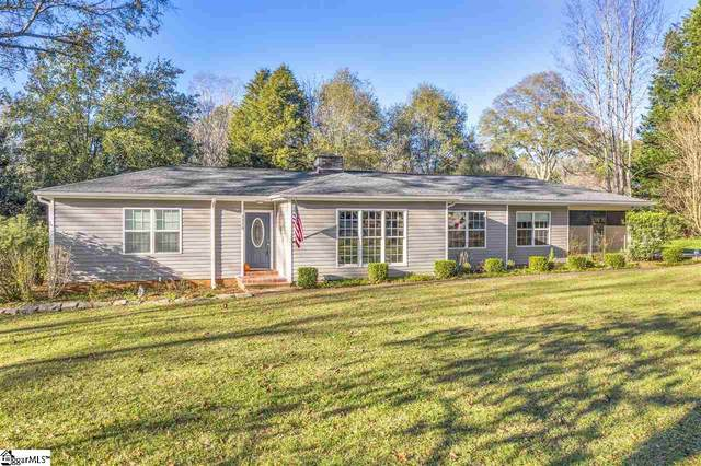 3330 Robin Hood Drive, Spartanburg, SC 29302 (#1444734) :: Hamilton & Co. of Keller Williams Greenville Upstate