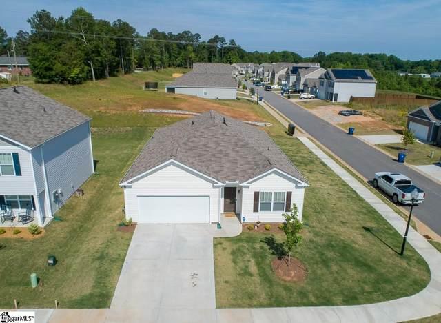 400 Bucky Drive, Woodruff, SC 29388 (#1444764) :: Expert Real Estate Team