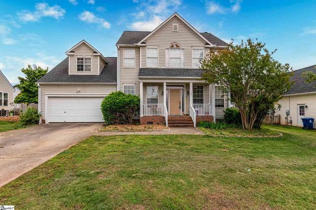 201 Wingcup Way, Simpsonville, SC 29680 (#1444790) :: The Haro Group of Keller Williams
