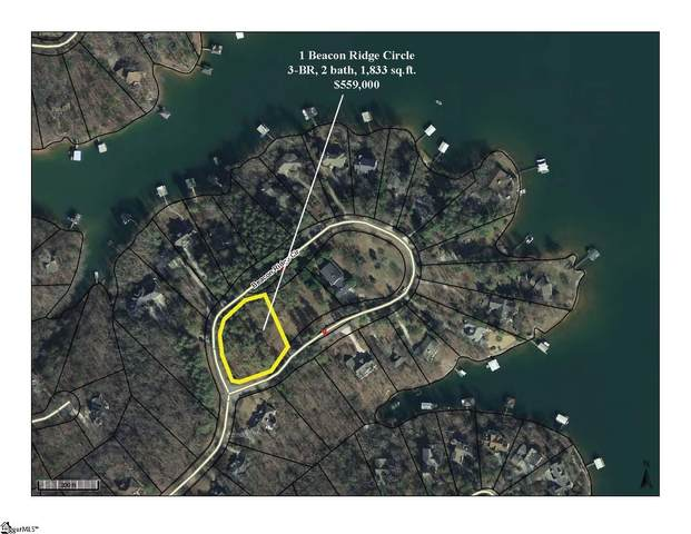 1 Beacon Ridge Circle, Salem, SC 29676 (#1444824) :: Realty ONE Group Freedom