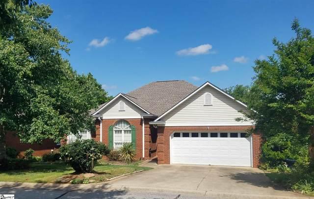 105 Foxfield Way, Greer, SC 29651 (#1444844) :: Hamilton & Co. of Keller Williams Greenville Upstate