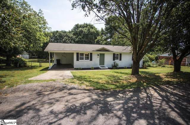 108 Anita Street, Greer, SC 29651 (#1444847) :: Expert Real Estate Team