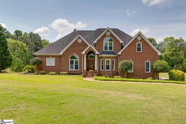 301 Sammons Road, Taylors, SC 29687 (#1444865) :: Hamilton & Co. of Keller Williams Greenville Upstate