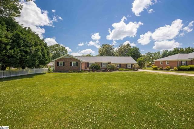 806 Hudson Road, Greenville, SC 29615 (#1444902) :: Parker Group