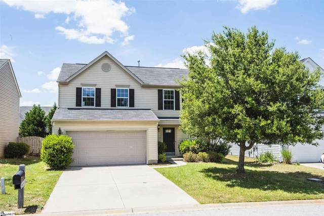 22 Pfeiffer Court, Simpsonville, SC 29681 (#1444958) :: Expert Real Estate Team