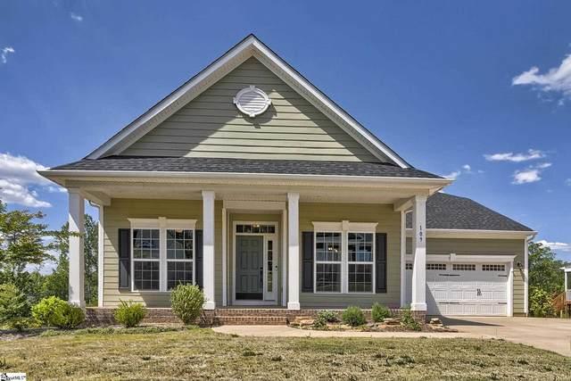 109 Knox Valley Lane, Greenville, SC 29609 (#1444997) :: DeYoung & Company