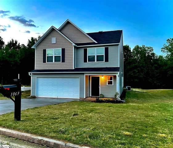 1069 Edenbrooke Circle, Anderson, SC 29621 (#1445015) :: Coldwell Banker Caine