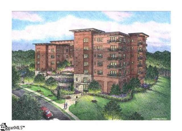 301 E Broad Street Unit 405, Greenville, SC 29601 (#1445051) :: Modern