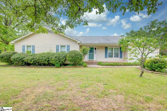 505 Mt Airy Church Road, Easley, SC 29642 (#1445052) :: Hamilton & Co. of Keller Williams Greenville Upstate