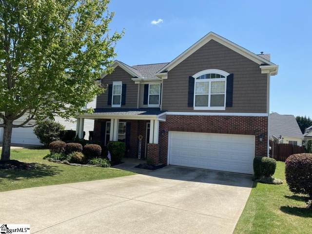 710 Thistlewood Drive, Duncan, SC 29334 (#1445056) :: The Haro Group of Keller Williams