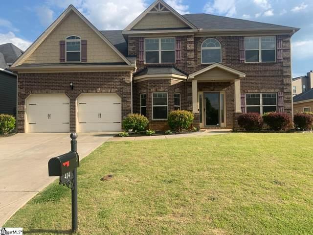 414 Springlakes Estate Drive, Lyman, SC 29365 (#1445099) :: Expert Real Estate Team