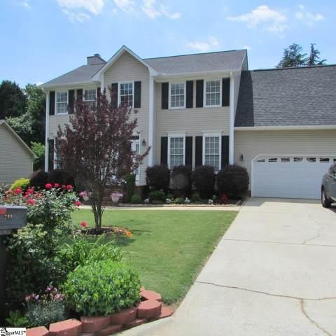 209 Keenan Orchard Drive, Mauldin, SC 29662 (#1445102) :: Expert Real Estate Team