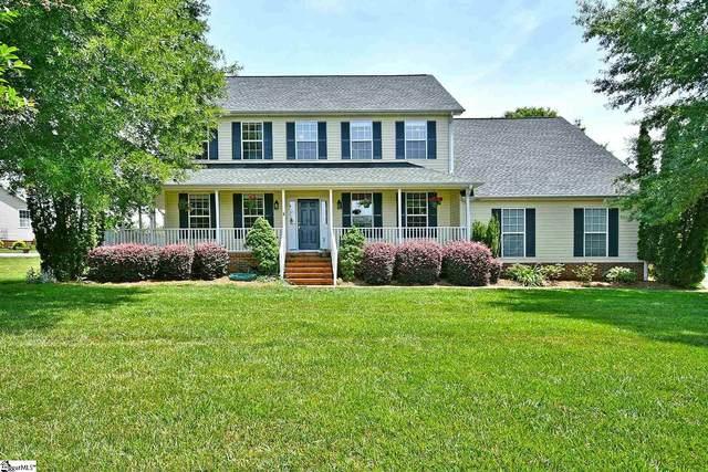 310 Saddlebred Drive, Pelzer, SC 29669 (#1445148) :: Expert Real Estate Team