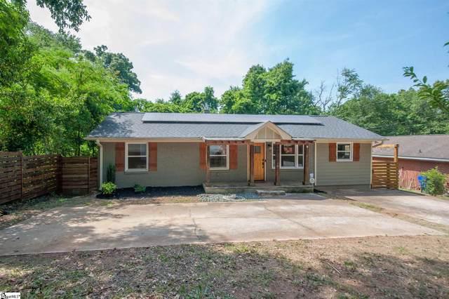 412 Glenn Road, Greenville, SC 29607 (#1445163) :: Hamilton & Co. of Keller Williams Greenville Upstate