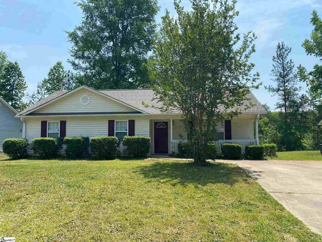161 Old Timber Road, Woodruff, SC 29388 (#1445170) :: DeYoung & Company