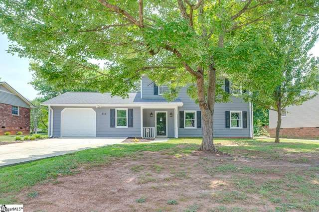 220 Heather Drive, Spartanburg, SC 29301 (#1445233) :: The Haro Group of Keller Williams