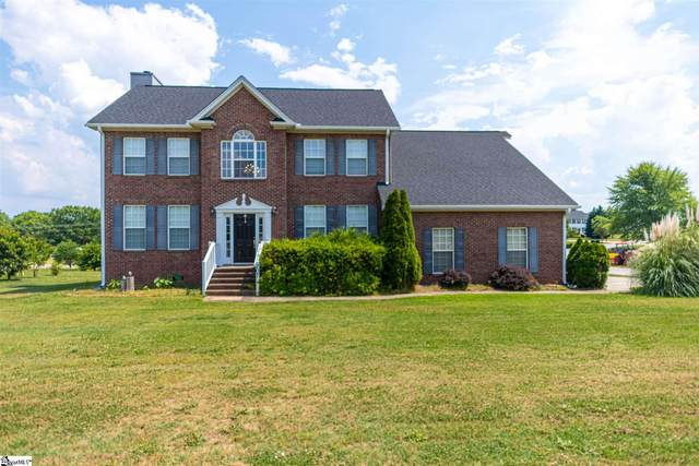 207 Saddlebred Drive, Pelzer, SC 29669 (#1445289) :: Expert Real Estate Team