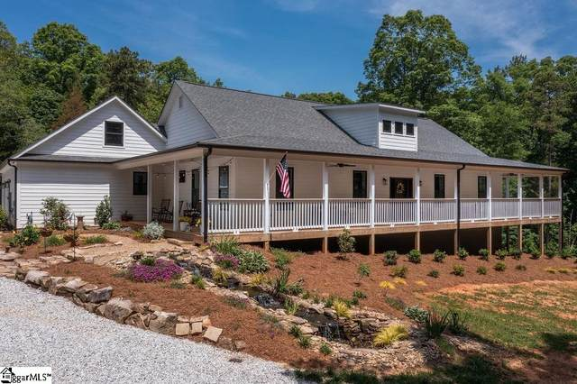 990 Riddle Town Road, Gray Court, SC 29645 (#1445333) :: The Haro Group of Keller Williams