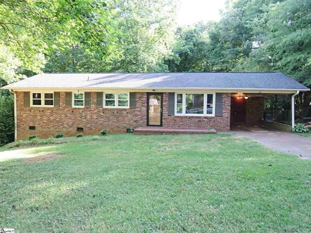 203 Harbor Drive, Greenville, SC 29611 (#1445381) :: Hamilton & Co. of Keller Williams Greenville Upstate
