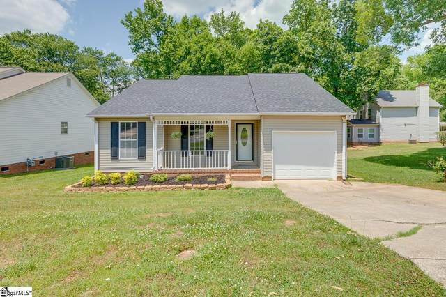 204 Clear Lake Drive, Simpsonville, SC 29680 (#1445455) :: The Haro Group of Keller Williams