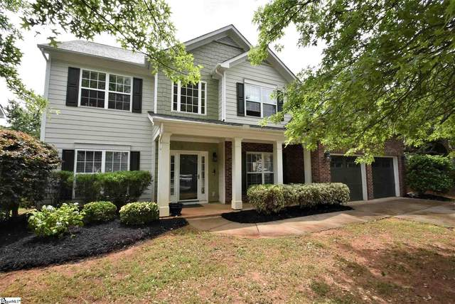 24 Springhead Way, Greer, SC 29650 (#1445485) :: Coldwell Banker Caine