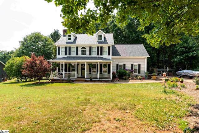 1512 Old Mill Road, Easley, SC 29642 (#1445511) :: Realty ONE Group Freedom