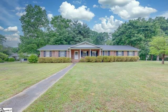 374 Grand Teton Drive, Greer, SC 29650 (#1445528) :: Expert Real Estate Team