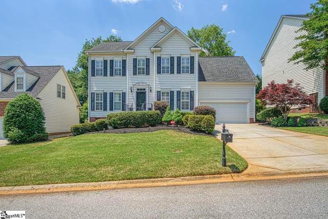 204 Belmont Stakes Way, Greenville, SC 29615 (#1445578) :: The Haro Group of Keller Williams