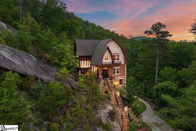 297 Big Rock Lake Road, Pickens, SC 29671 (#1445605) :: Expert Real Estate Team