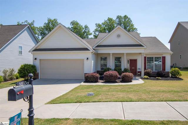 500 Cardiff Court, Easley, SC 29642 (#1445621) :: The Haro Group of Keller Williams