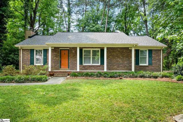 1002 Ikes Road, Taylors, SC 29687 (#1445622) :: Expert Real Estate Team