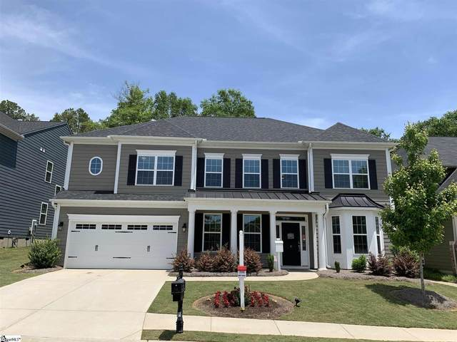 8 Woodland Chase Court, Simpsonville, SC 29681 (#1445659) :: The Haro Group of Keller Williams