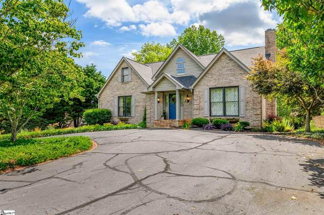 205 Sheffield Road, Greer, SC 29651 (#1445686) :: Coldwell Banker Caine