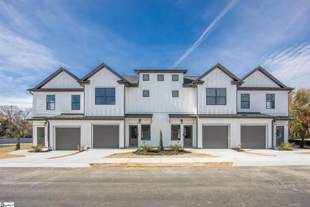 124 Park Avenue, Greer, SC 29651 (#1445687) :: Expert Real Estate Team
