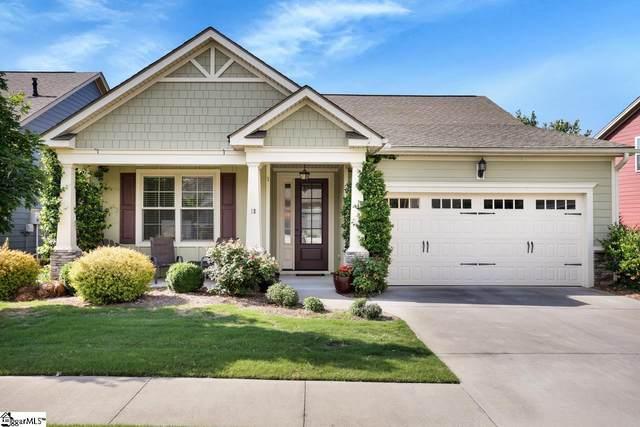 18 Belle Oaks Drive, Simpsonville, SC 29680 (#1445714) :: Parker Group