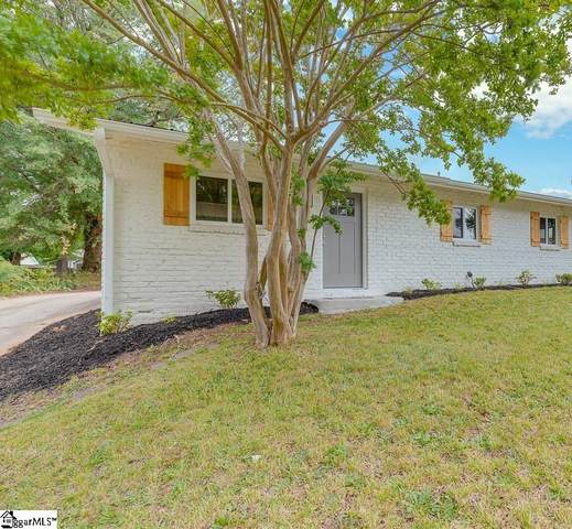 571 Lowndes Hill Road, Greenville, SC 29607 (#1445762) :: The Haro Group of Keller Williams