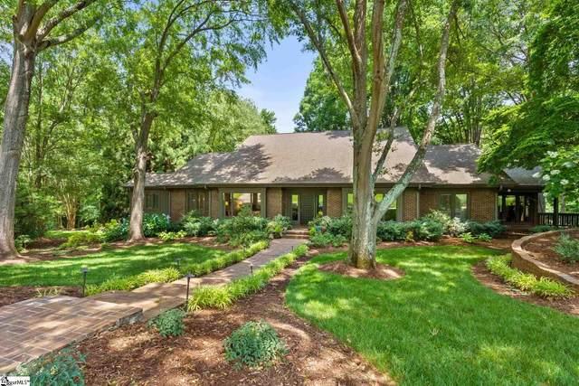 8 Collins Creek Road, Greenville, SC 29607 (#1445780) :: Expert Real Estate Team