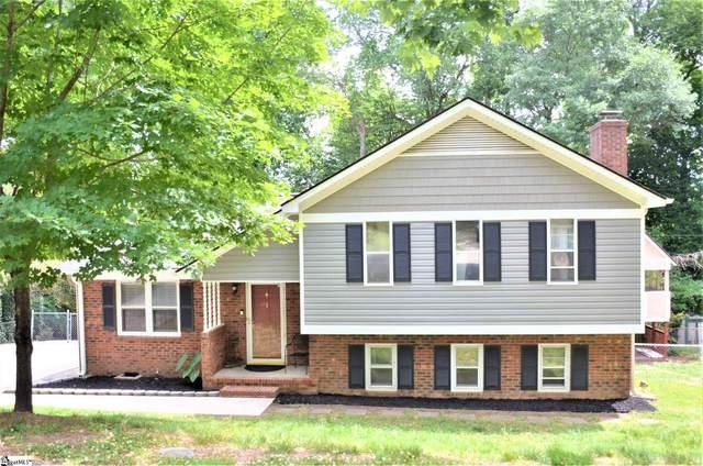 123 Newgate Drive, Simpsonville, SC 29681 (#1445799) :: Hamilton & Co. of Keller Williams Greenville Upstate