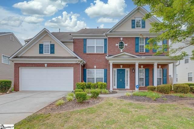 26 Open Range Lane, Simpsonville, SC 29681 (#1445810) :: Expert Real Estate Team